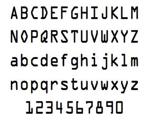 Установка шрифтов на Mac