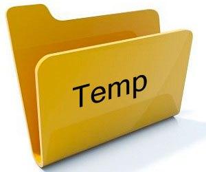 папка temp