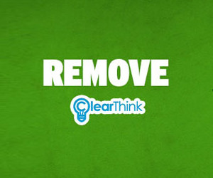 Удалить clearthink