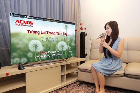 Микрофон к телевизору
