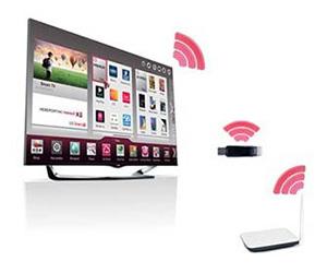Подключить телевизор к Wi-Fi