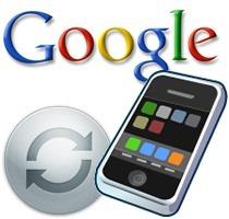 Синхронизировать с Google