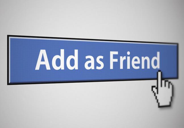 Добавить в друзья