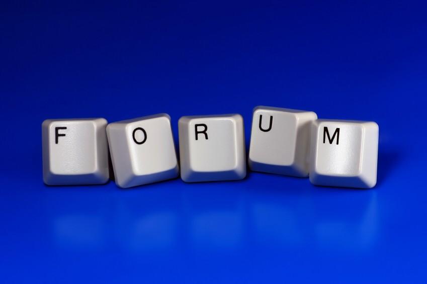 Компьютерные форумы