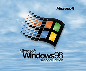 установить windows 98
