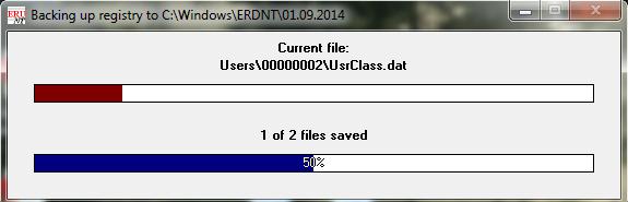 Создание backup файла