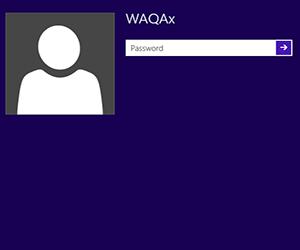 удалить пароль учетной записи windows 8