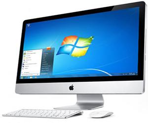 Установить Windows 7 на Mac