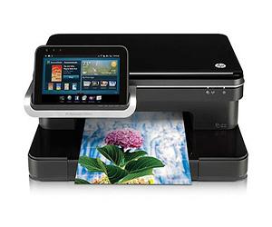 подключить принтер к планшету