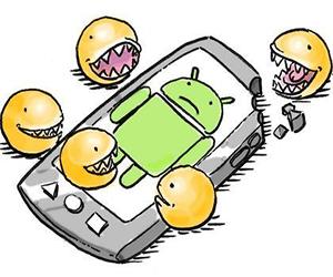 удалить вирус с телефона