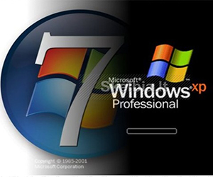 установить windows xp на windows 7