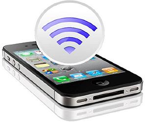 настроить интернет на Айфоне