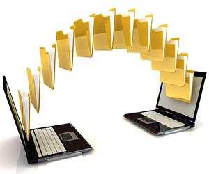 Передать большой файл