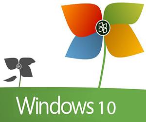 открыть панель управления в Windows 10