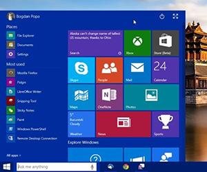 Не открывается меню пуск в Windows 10