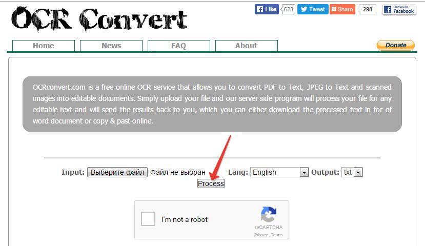 OCR Convert