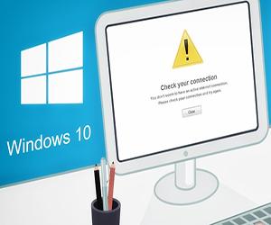 Windows 10 не работает интернет