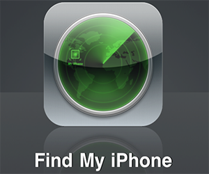 Найти потерянный Айфон