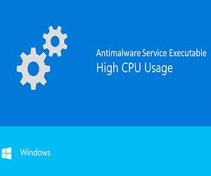 antimalware service executable как отключить