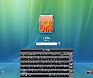 Включить экранную клавиатуру